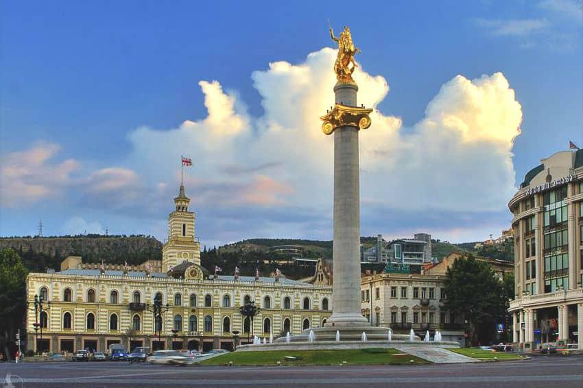 Tbilisi, Georgia economy