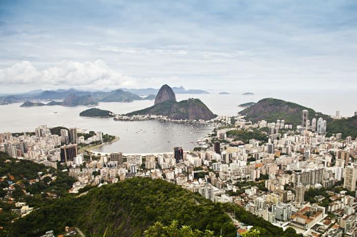 Rio de Janeiro, Brazil budget surpluses