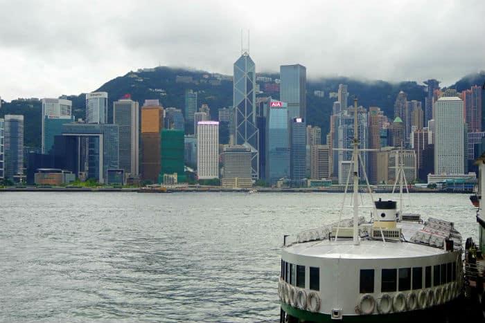 Hong Kong has many millionaires per capita
