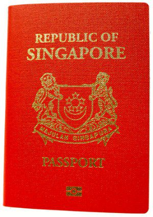 Singapore second citizenship