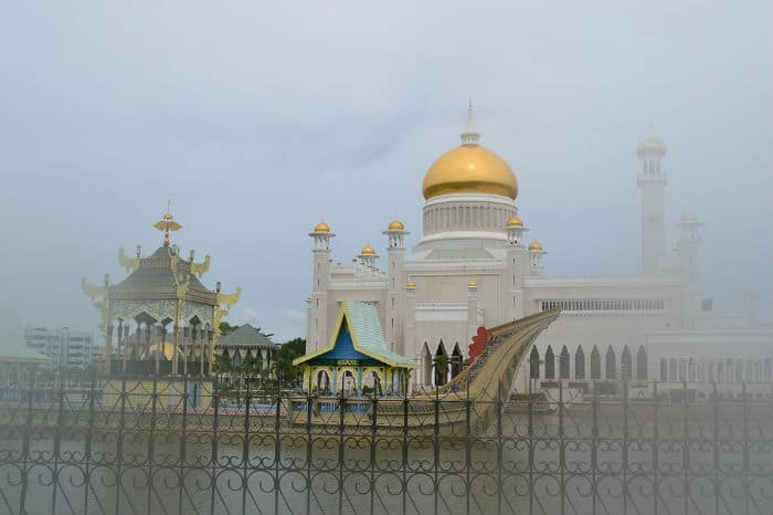 No economic freedom… and a jail sentence in Brunei