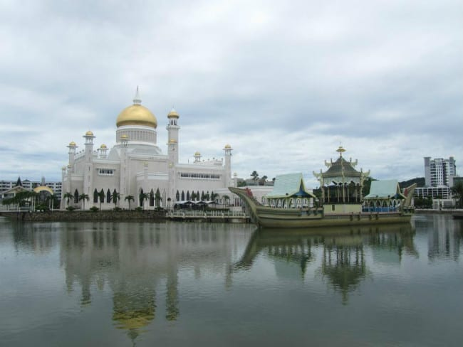 Brunei is supposedly a constitutional monarchy... until the Sultan decides you're out of line