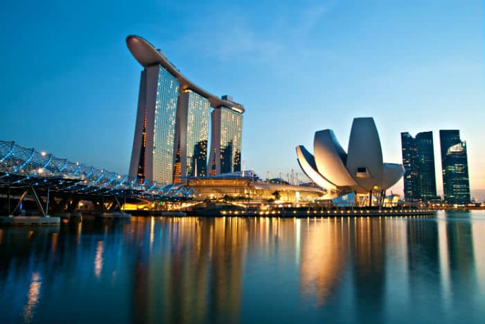 Economic freedom and personal liberty in Singapore