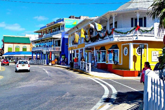 Cayman Islands has no income tax no property tax