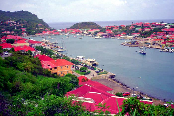 St. Barts is one of the island countries with no income tax