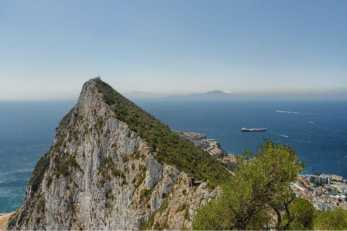 Second residency in Gibraltar