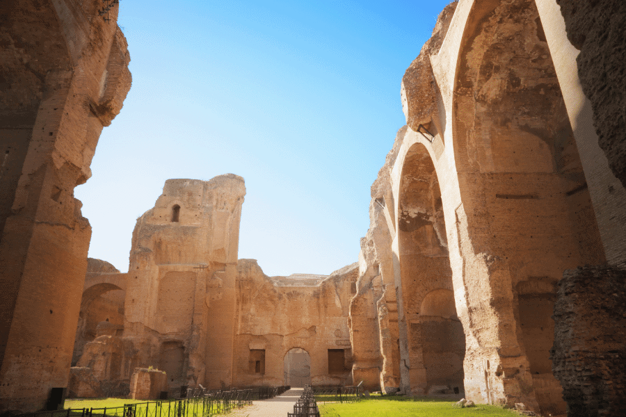 Baths of Caracalla Prompted Ancient Citizenship