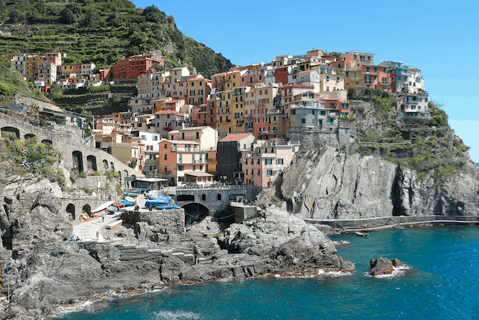 Cinque Terre is a great place to run a location independent business