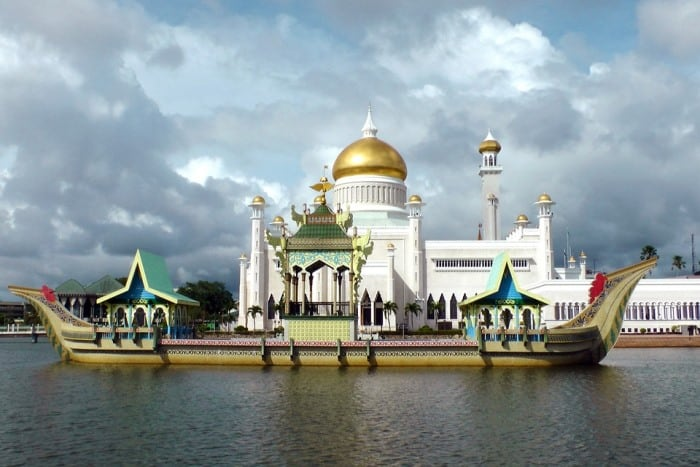 non extradition countries brunei