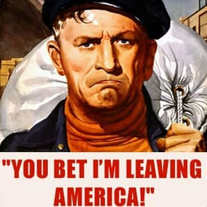 Citizenship Renunciation is when America says You're Dead to Me