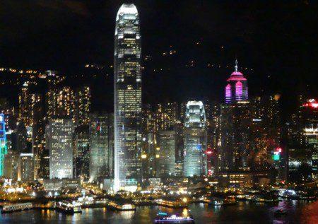 Economic freedom behind the Hong Kong skyline