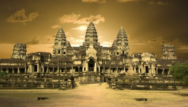 Angkor Wat in Cambodia investment opportunities