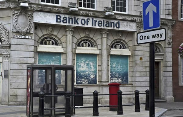 Bank of Ireland closing offshore banking in Isle of Man