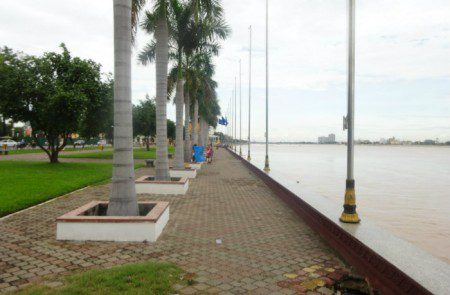 Sisowath Quay in Phnom, Penh Cambodia investment opportunity