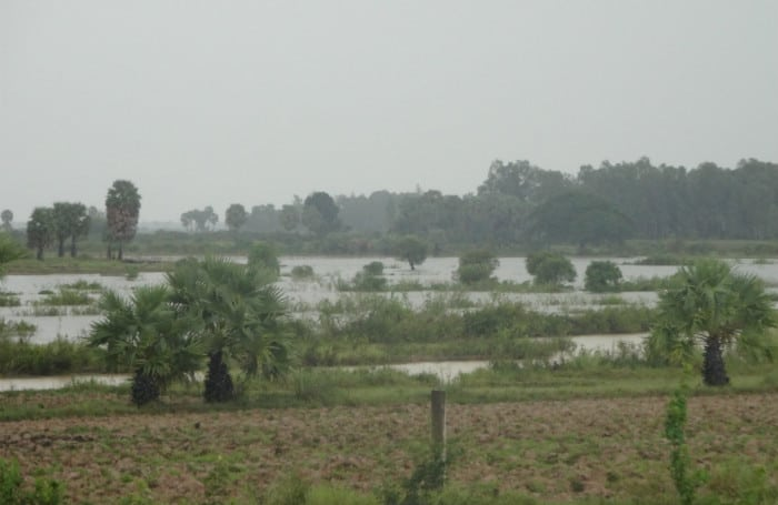 Microfinance and offshore bank account in rural Cambodia
