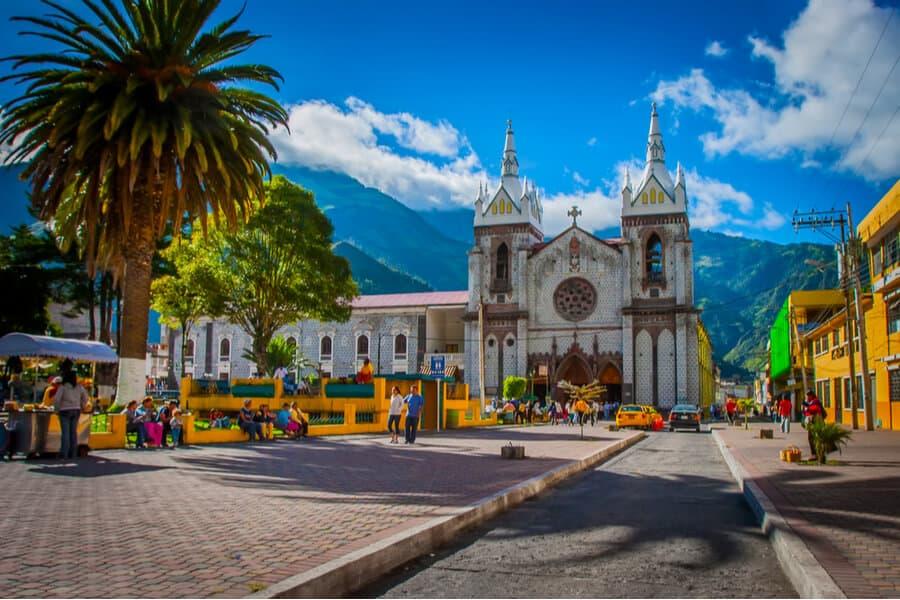 Ecuador Best Emerging Markets for Offshore Banking