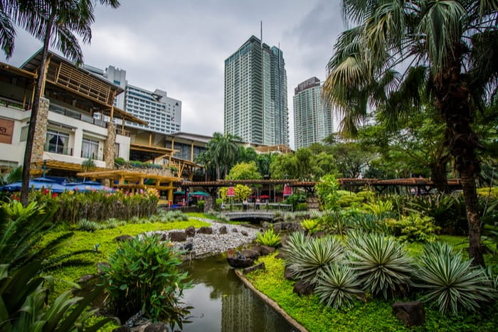 Most livable cities Manila Philippines