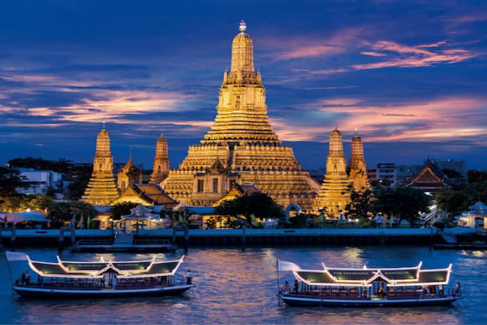 Most livable cities in Southeast Asia Bangkok Thailand