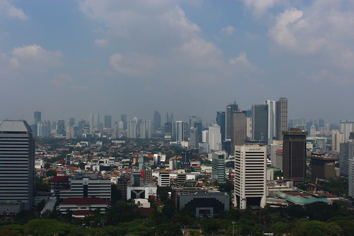 Jakarta, the cheap cost of living in Indonesia