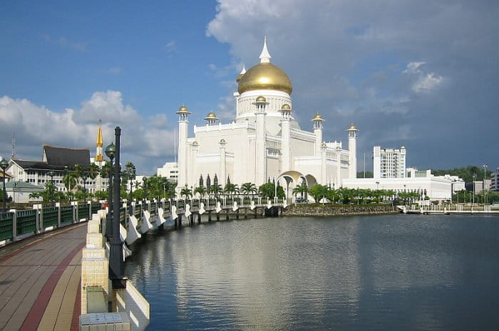 Offshore bank secrecy in Brunei