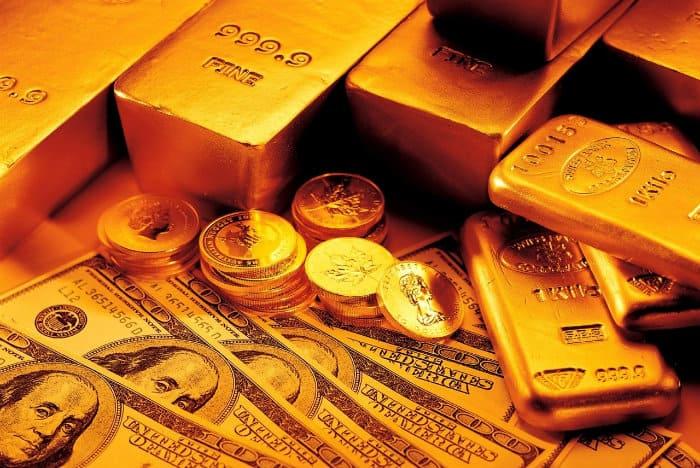 Gold Offshore storage