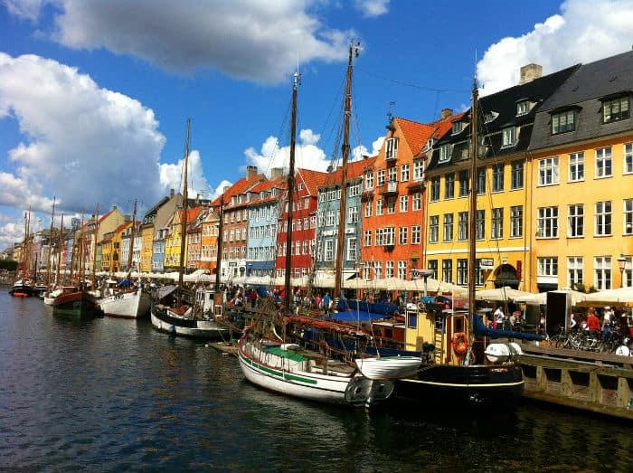 Denmark most valuable passports