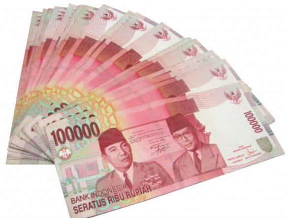 The Indonesian currency revaluation: how not to profit from central banks