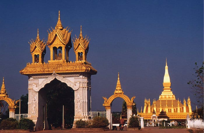 Vientiane is one of the frontier markets' most livable cities