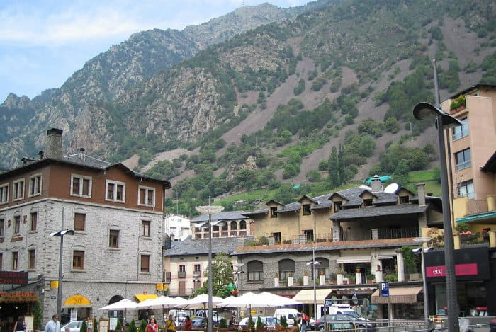 Andorra is one of most livable countries with no income tax