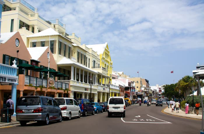 Bermuda is one of most livable countries with no income taxes