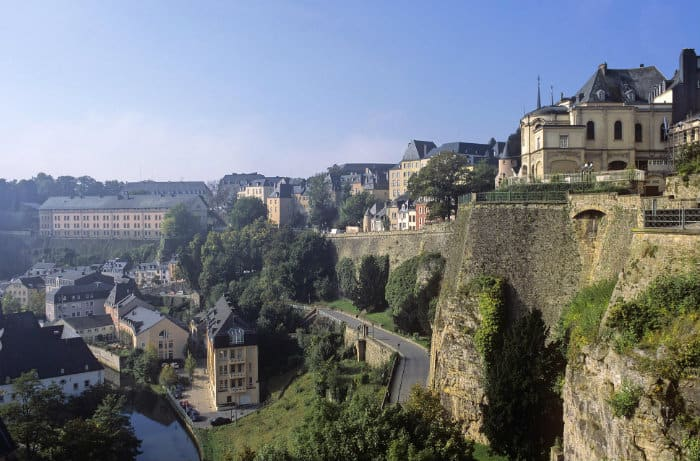 Most valuable passports include Luxembourg passport