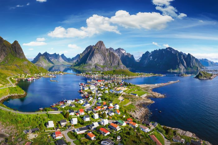 Countries with the fastest Internet in the world- Norway