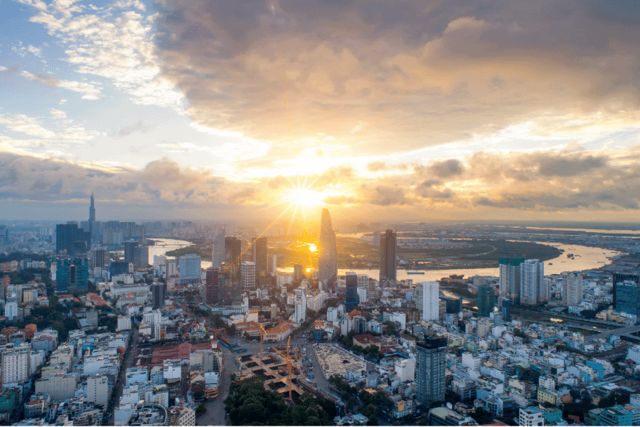 Bootstrapping Entrepreneurs in Ho Chi Minh City, Vietnam