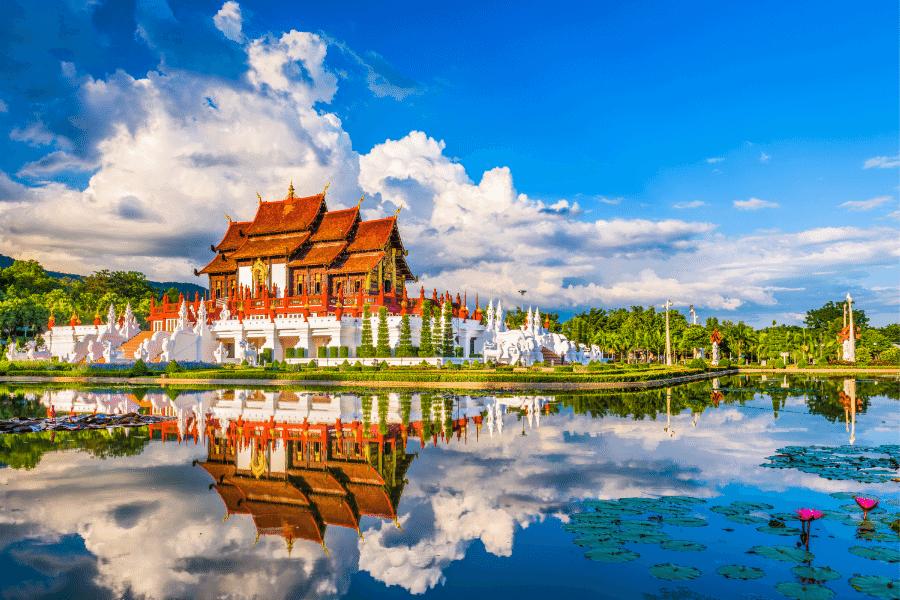 Chiang Mai Thailand Bootstrapping Entrepreneur