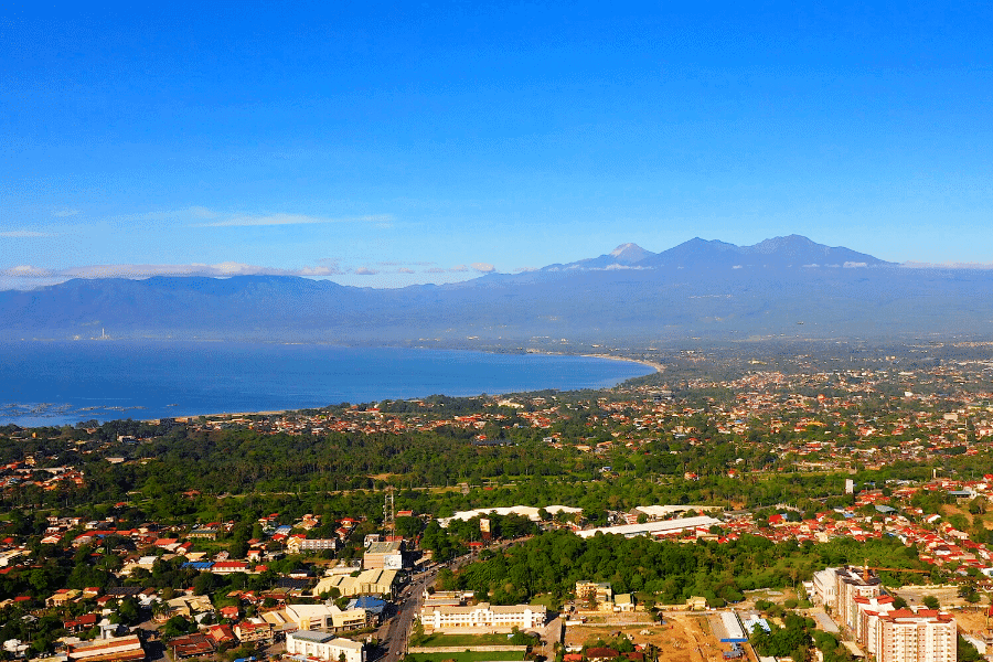 The Davao City Philippines