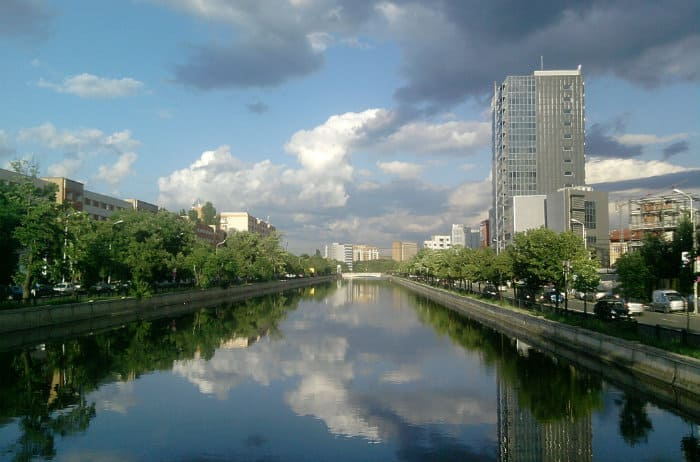Best cities to live for entrepreneur include Bucharest, Romania