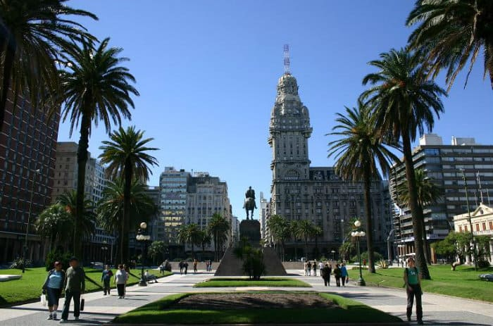 The best cities to live for an entrepreneur include Montevideo