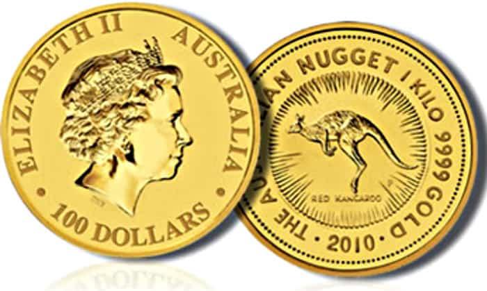 Australian Gold Nugget
