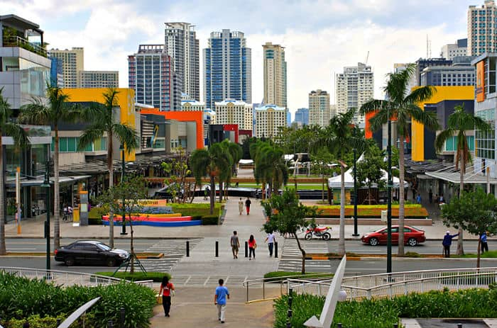 Bonifacio Global City is cheaper than living in Singapore