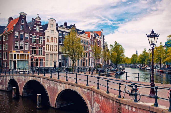 The Netherlands internet speeds