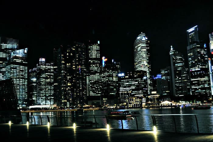 Singapore offshore as an offshore company