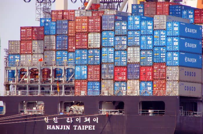 Taipei container ships and IBC company