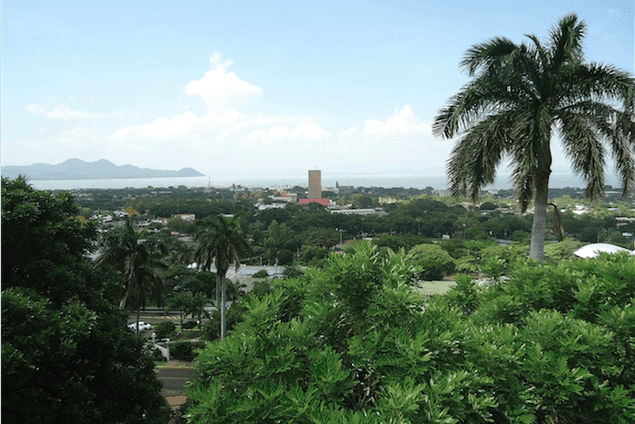 Managua is the capital city of the safest place to live in Central America