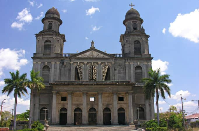 Managua Cathedral