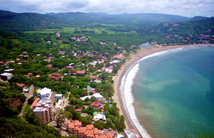 San Juan Del Sur Nicaragua  city photos gallery : San Juan del Sur, Nicaragua: I took a few moments to hike up and take ...