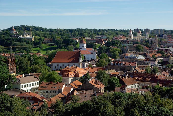Investing in Lithuania real estate and the EU for Euro appreciation