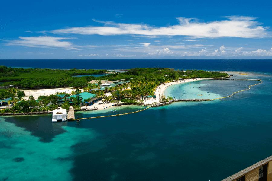 Mahagony Bay Honduras Roatan