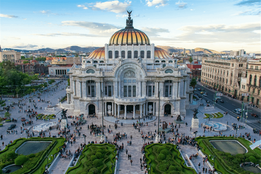 Mexico Best Second Residencies in Latin America