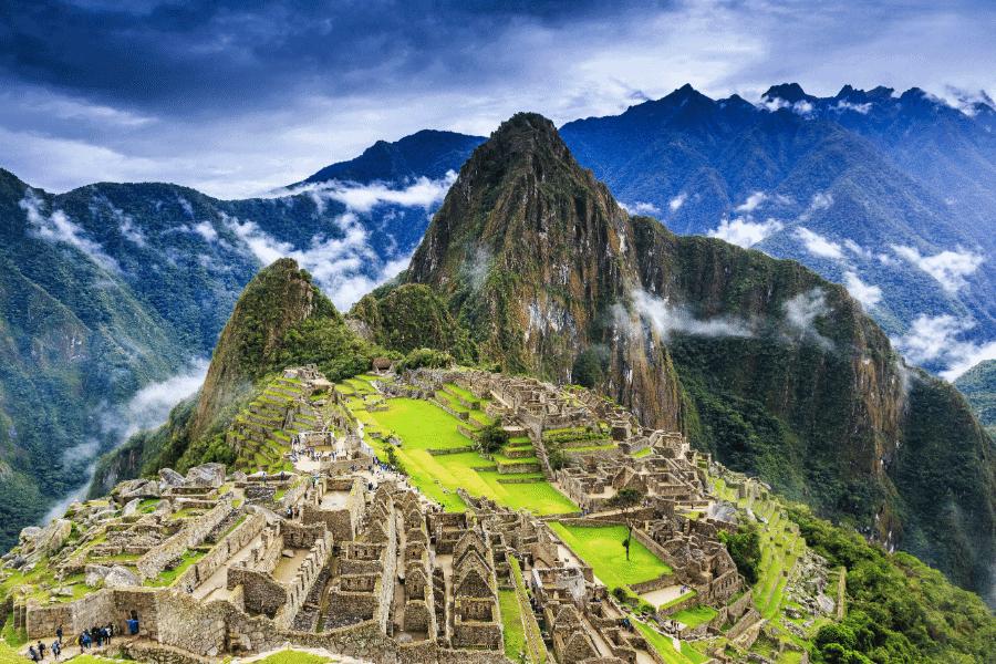 Second Residency in Peru Machu Pichu