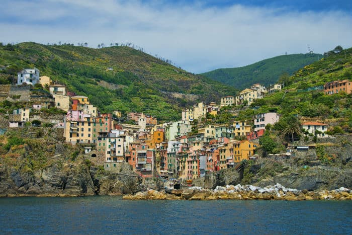 Riomaggiore, Italy: Caesar and the Roman Empire and why to not stay and fight in your country